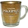 Кофе Maximus Gold растворимый подарочный в кружке 70 г, 871596kk