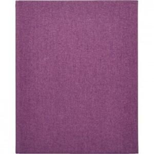 Тетрадь со сменным блоком 120 листов Балакрон сиреневая, 559078K