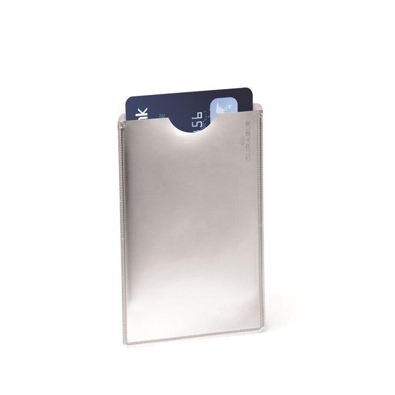 Чехол для карт и пропусков Durable с защитой от RFID-краж, 707326K