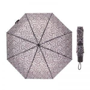 Зонт механический Леопард