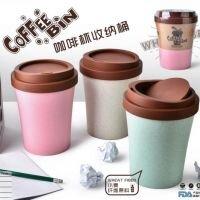 Мусорница Кофе на вынос зеленая
