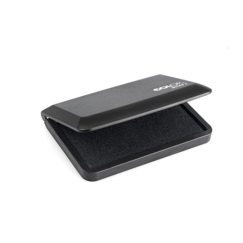 Подушка штемпельная настольная Colop Micro 1 черная 9х5 см