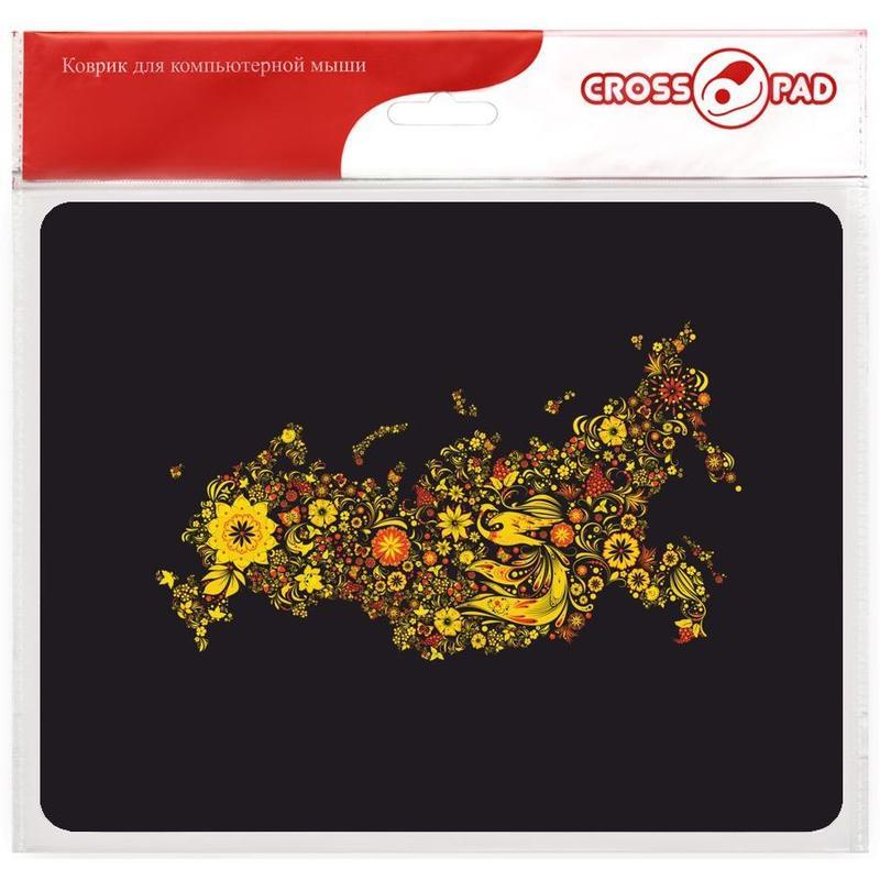 Коврик д/мыши Cross Pad CPO042 Россия, 652223K