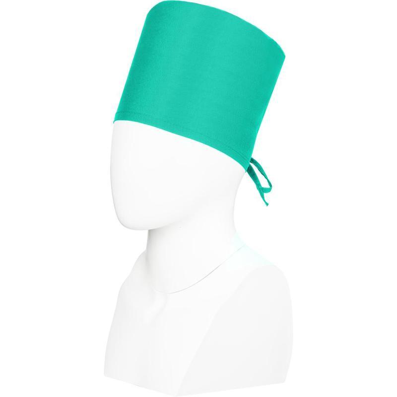 Колпак хирурга зеленый