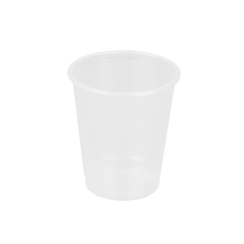 Стакан одноразовый пластиковый 300 мл прозрачный 50 шт