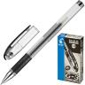 Ручка гелевая Pilot BLN-G3-38 черная (толщина линии 0.2 мм)