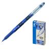 Ручка гелевая одноразовая Pilot P-500 синяя (толщина линии 0.3 мм)