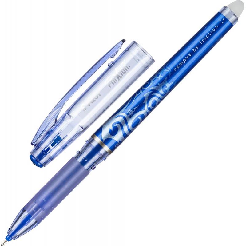 Ручка гелевая со стираемыми чернилами PILOT синяя BL-FRP5, 207983K