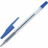 Ручка шариковая Attache Slim синяя толщина линии 0.5 мм