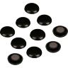 Магнитный держатель для досок черный Attache Loft 30 мм 10 штук