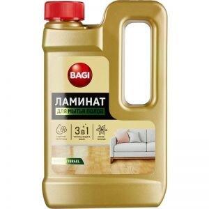 Средство для мытья пола Bagi Ламинат 550 мл, 658417K