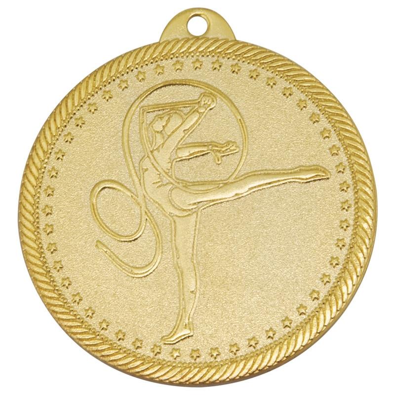 Медаль призовая 1 место Художественная гимнастика