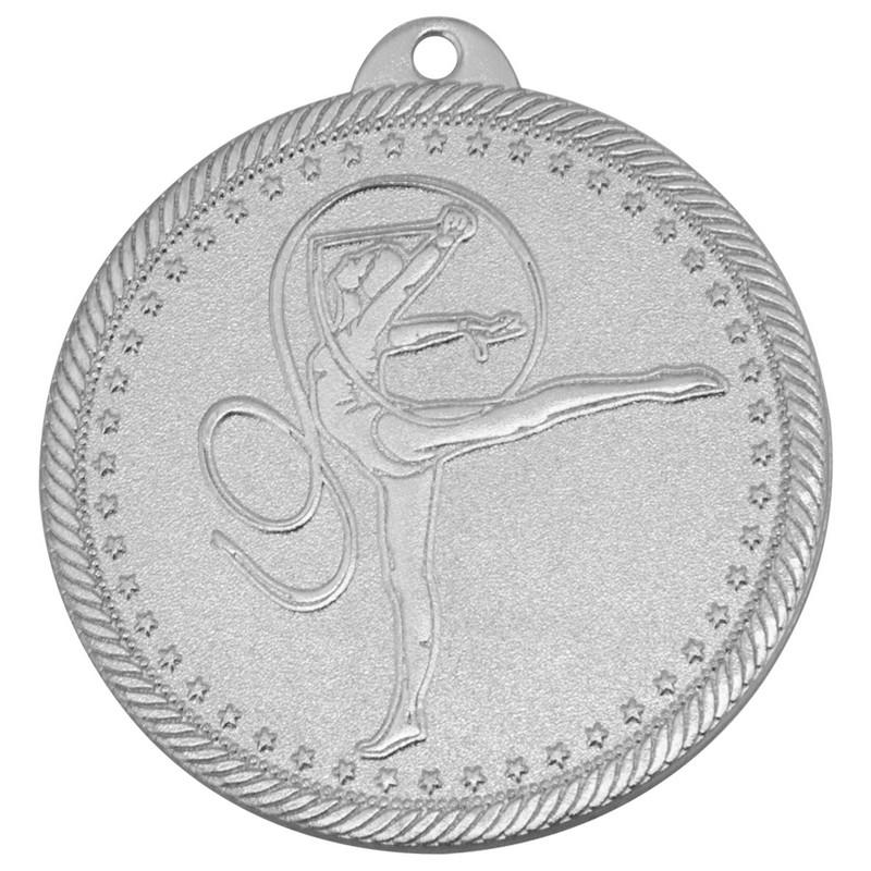 Медаль призовая 2 место Художественная гимнастика
